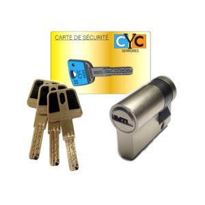 Organigramme CYC Modèle TX80 30X10