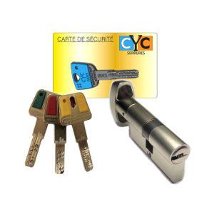 Organigramme CYC ModèleKWD 30X30 Bouton