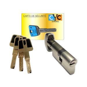 Organigramme CYC Modèle TX80 30X30 Bouton