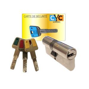 Organigramme CYC ModèleKWD 30X30