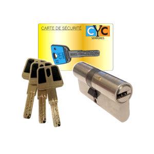 Organigramme CYC Modèle TX80 30X30